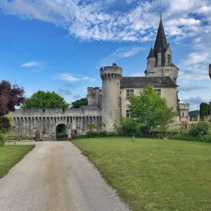 Chateau de Marouatte - Copyright 2019 Ralph Velasco