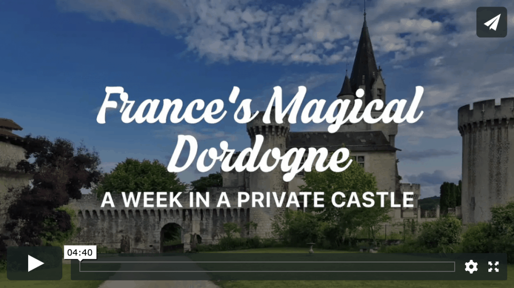 France's Magical Dordogne Experience Promo Video